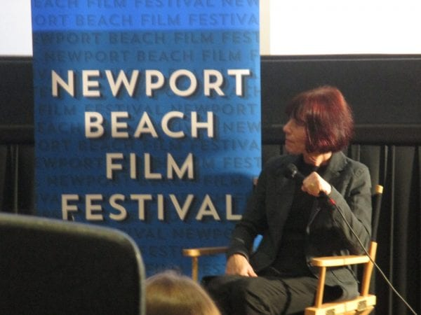 Linda Woolverton at Newport Beach Film Festival 2014